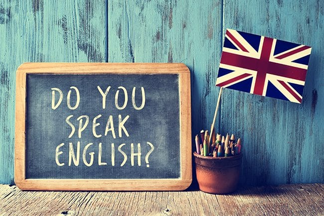 Do you speak English ? Easy de répondre grace aux cours de la Fabrica !